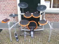 2 Box e drumset