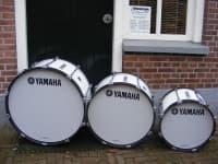 Yamaha Marching Bassdrums