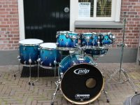 PDP Drumset Fade Blue
