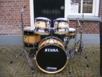 Tama Superstar drumset