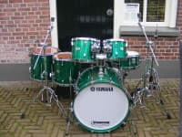 Yamaha Hybrid Maple Green Sparkle
