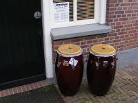 Latin Percussion LP Conga set