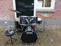 Interdrum Fusion drumset