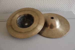 Chinese Jing Cymbals 1