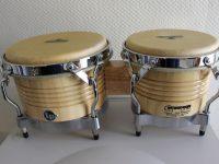 latin percussion bongo's