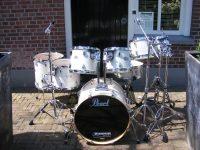 pearl drumset